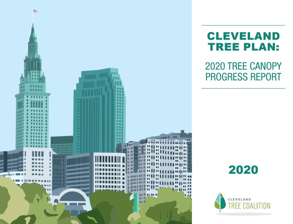 Cleveland Tree Plan: 2020 Tree Canopy Progress Report [PDF]